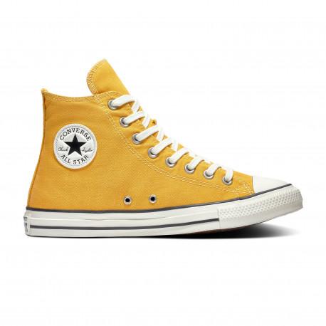 Chuck taylor all star hi - Sunflower gold/egret/black