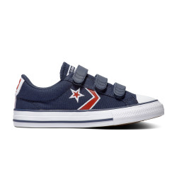 CONVERSE, Star player 3v ox, Obsidian/university red/white