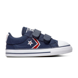 CONVERSE, Star player 2v ox, Obsidian/university red/white