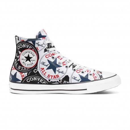 Chuck taylor all star hi - Black/multi/white