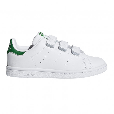Stan smith cf c - Ftwwht/ftwwht/green
