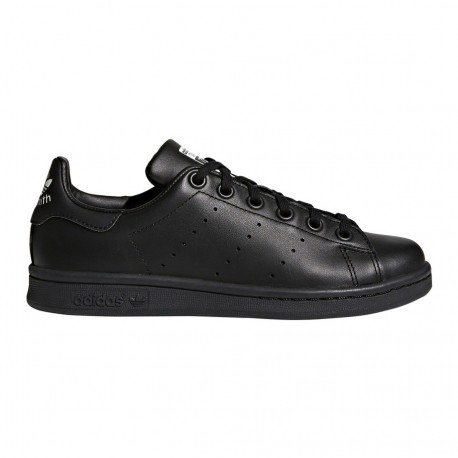 Stan smith j - Noir/noir/ftwbla