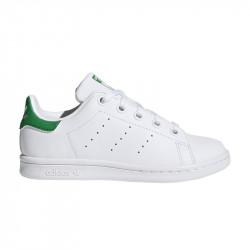 ADIDAS, Stan smith c, Ftwwht/ftwwht/green