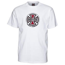 INDEPENDENT, Truck co t-shirt, White