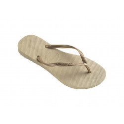 HAVAIANAS, Slim, Sand grey/light golden