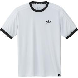 ADIDAS, Clima club jers, Blanc/noir