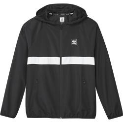 ADIDAS, Bb wind jacket, Noir/blanc