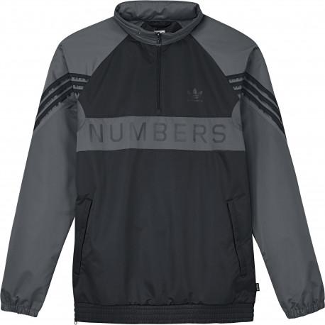 Numberstop - Noir/gricin/carbon
