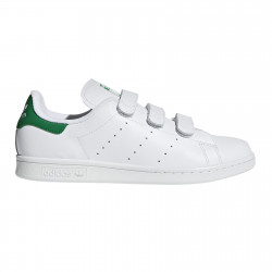 ADIDAS, Stan smith cf, Ftwr white/ftwr white/green