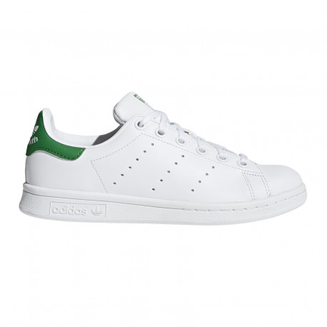 Stan smith j - Ftwwht/ftwwht/green