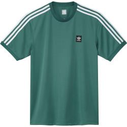 ADIDAS, Club jersey, Veract/blanc