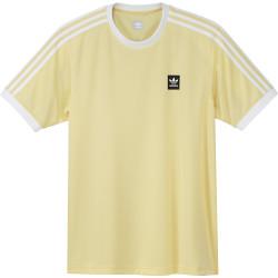 ADIDAS, Club jersey, Jaueas/blanc