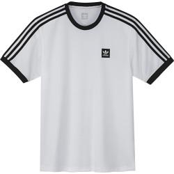 ADIDAS, Club jersey, Blanc/noir