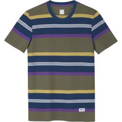 ADIDAS, Grover shirt, Kakbru/blmale/vioact