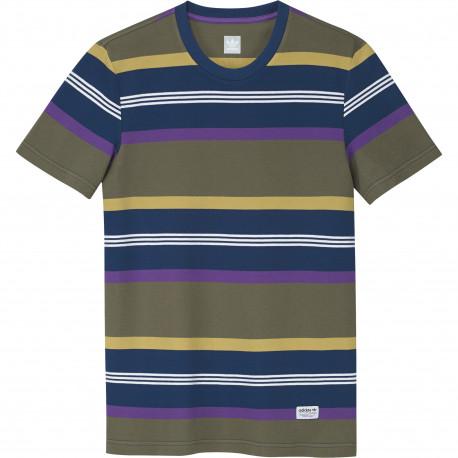 Grover shirt - Kakbru/blmale/vioact