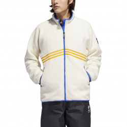 ADIDAS, Sherpa full zip, Blacre/oracol/blhare/carbon