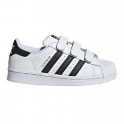 ADIDAS, Superstar cf c, Ftwr white/core black/ftwr white