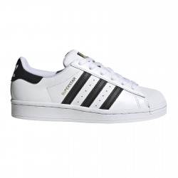 ADIDAS, Superstar j, Ftwr white/core black/ftwr white