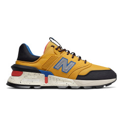 NEW BALANCE, Ms997 d, Yellow/black
