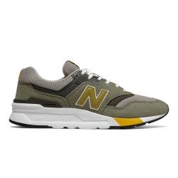 NEW BALANCE, Cm997 d, Green/gold
