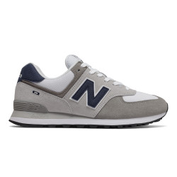NEW BALANCE, Ml574 d, Grey/white