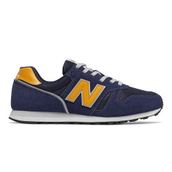 NEW BALANCE, Ml373 d, Navy/yellow