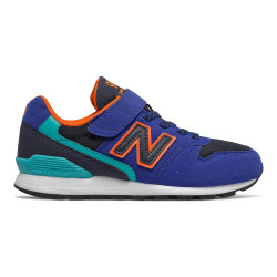 NEW BALANCE, Yv996 m, Blue/orange