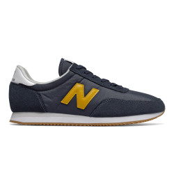 NEW BALANCE, Ul720 d, Navy/yellow