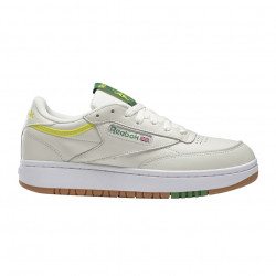 REEBOK, Club c double, Chalk/heryel/rbkg05