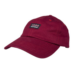 INDEPENDENT, Manner cap, Burgundy