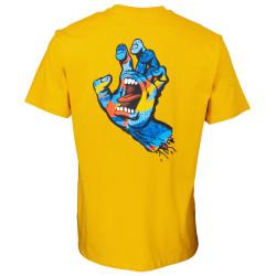 SANTA CRUZ, Primary hand t-shirt, Mustard