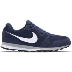 NIKE, Nike md runner 2, Midnight navy/white-wolf grey