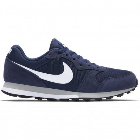 Nike md runner 2 - Midnight navy/white-wolf grey