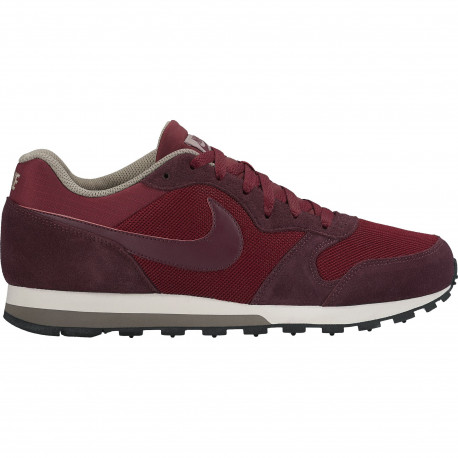 Nike md runner 2 - Team red/night maroon-light taupe-sail