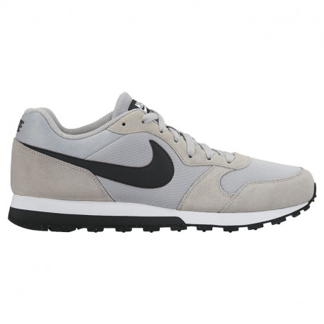 Nike md runner 2 - Wolf grey/black-white