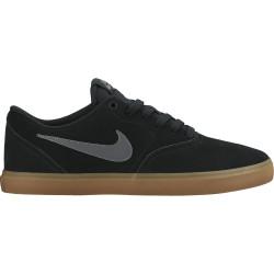 NIKE, Nike sb check solar, Black/anthracite-gum light brown