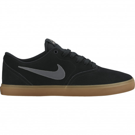 Nike sb check solar - Black/anthracite-gum light brown