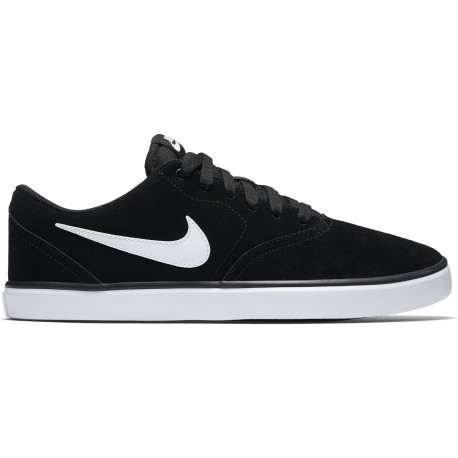 Nike sb check solar - Black/white