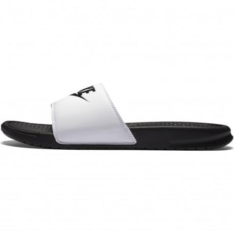 Benassi jdi - White/black-black