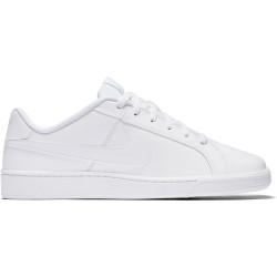 NIKE, Nike court royale, White/white