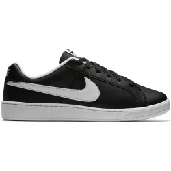 NIKE, Nike court royale, Black/white