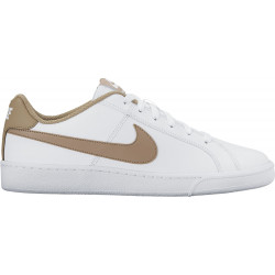 NIKE, Nike court royale, White/khaki