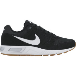 NIKE, Men's nike nightgazer shoe, Black/white