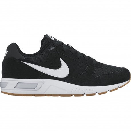 Men's nike nightgazer shoe - Black/white