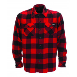 DICKIES, Sacramento shirt, Red