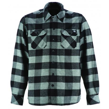 Sacramento shirt - Grey melange