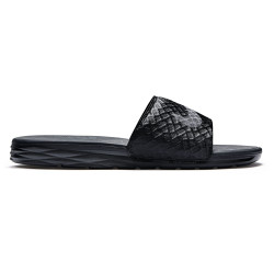 NIKE, Nike benassi solarsoft slide, Black/anthracite