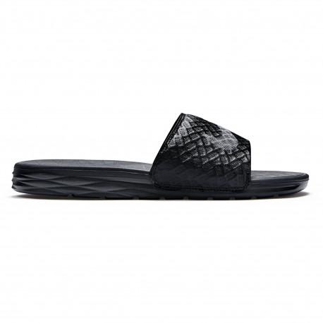 Nike benassi solarsoft slide - Black/anthracite