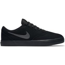 NIKE, Nike sb check solar cnvs, Black/anthracite