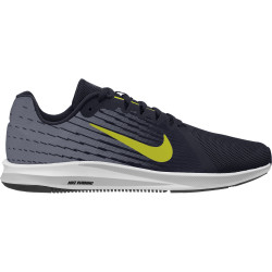 NIKE, Nike downshifter 8, Light carbon/volt-obsidian-black